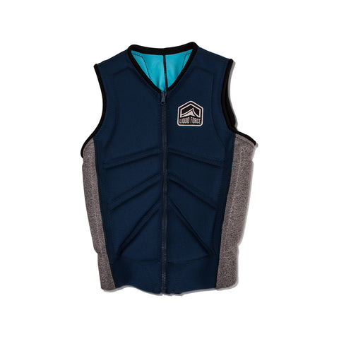 Liquid Force Z-Cardigan Comp Impact Vest