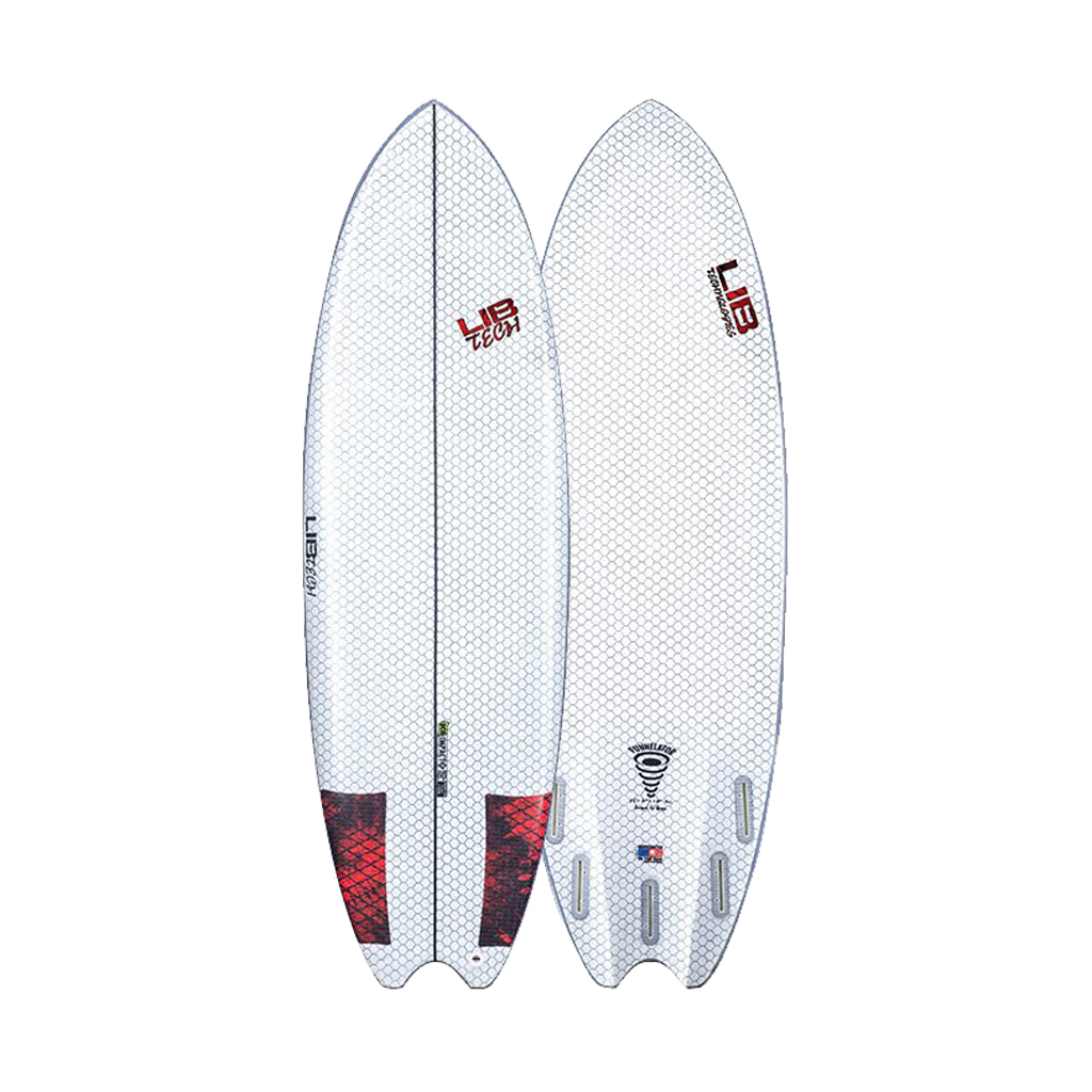 Lib Tech x Lost Funnelator Surfboard