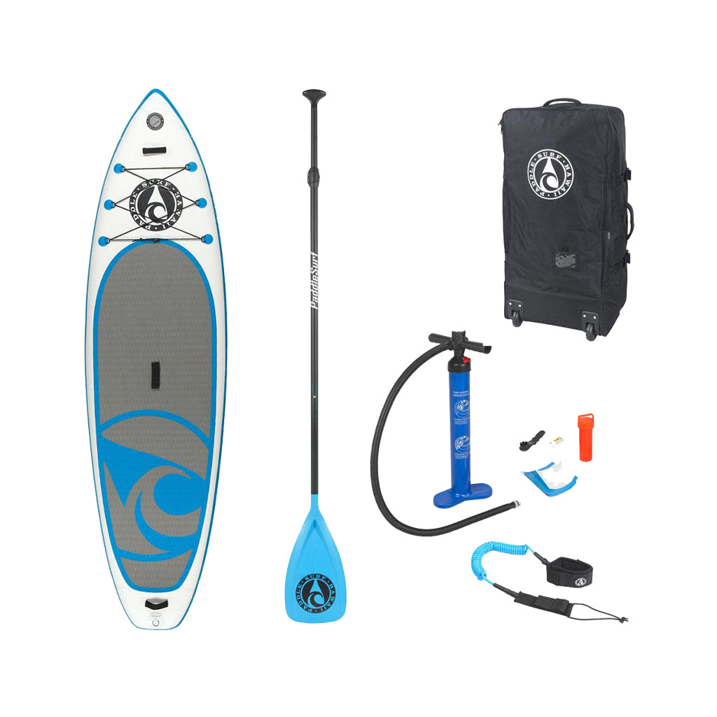 "Paddle Surf Hawaii INSUP Paddler 9'11"" Stand Up Paddleboard"