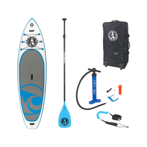 "Paddle Surf Hawaii INSUP Paddler 11'1"" Stand Up Paddleboard"