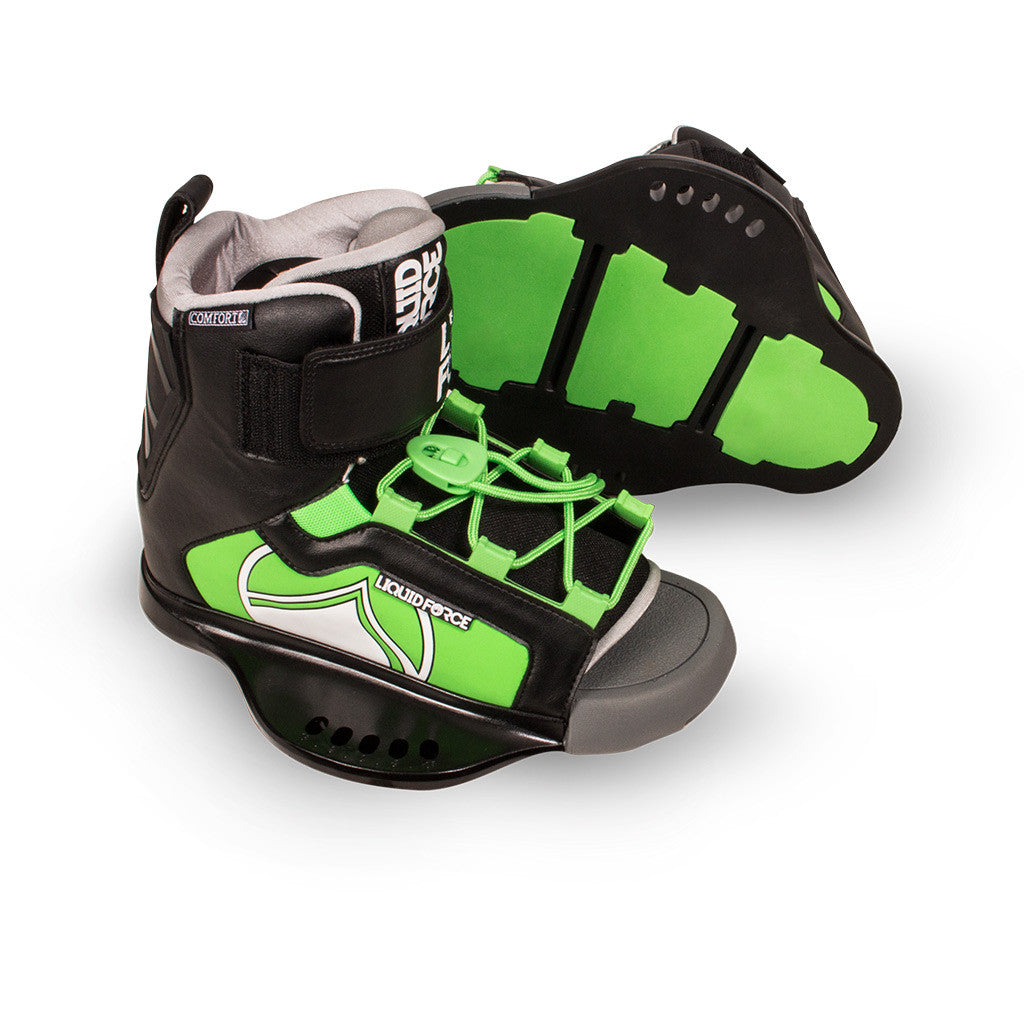 Liquid Force Rant Kids Wakeboard Boots