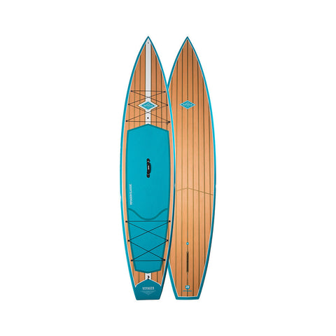 "Riviera 12'6"" Voyager Classic Paddleboard"