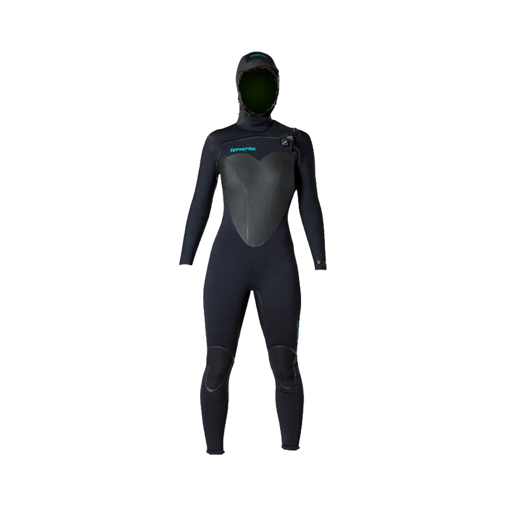Hyperflex VooDoo 5/4/3mm Front Zip Women's Full  Wetsuit
