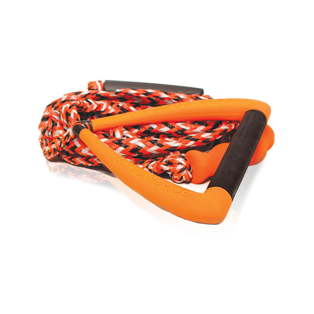 "Liquid Force DLX 9"" Molded Wakesurf Rope"