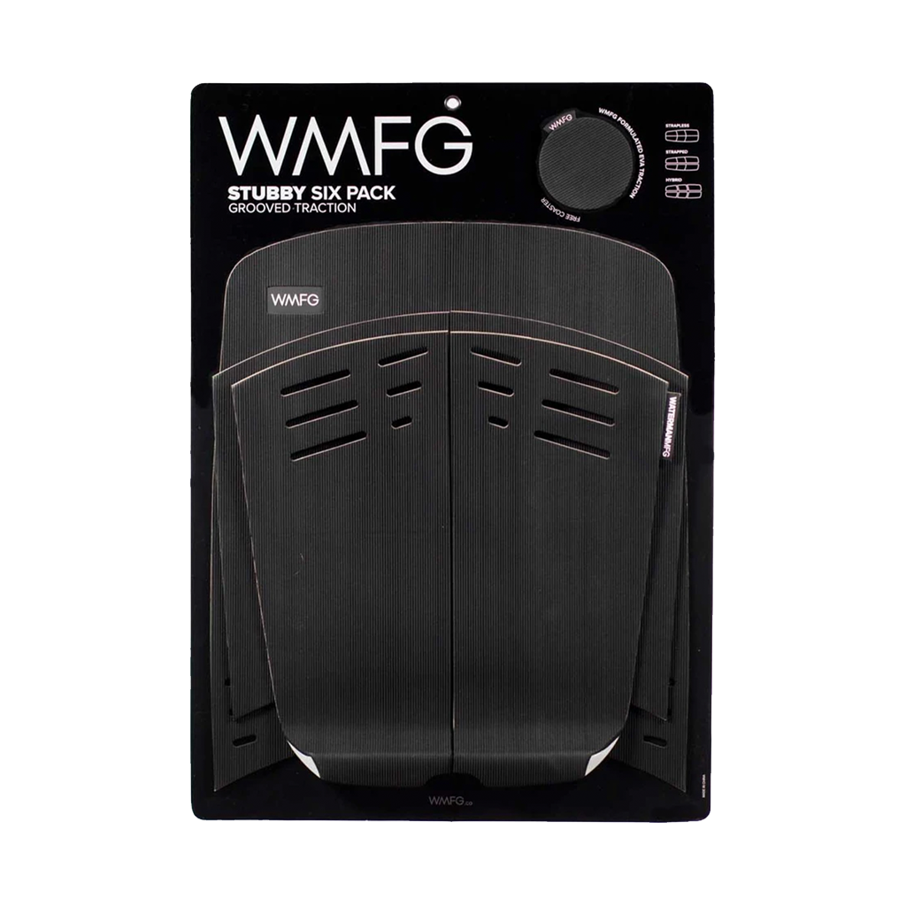 WMFG Stubby Six Pack Kiteboard Deck Pad