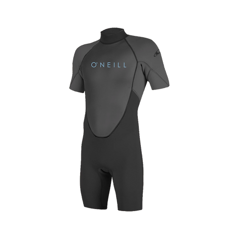 O'Neill Toddler Reactor II 2mm Back Zip s/s Spring Wetsuit