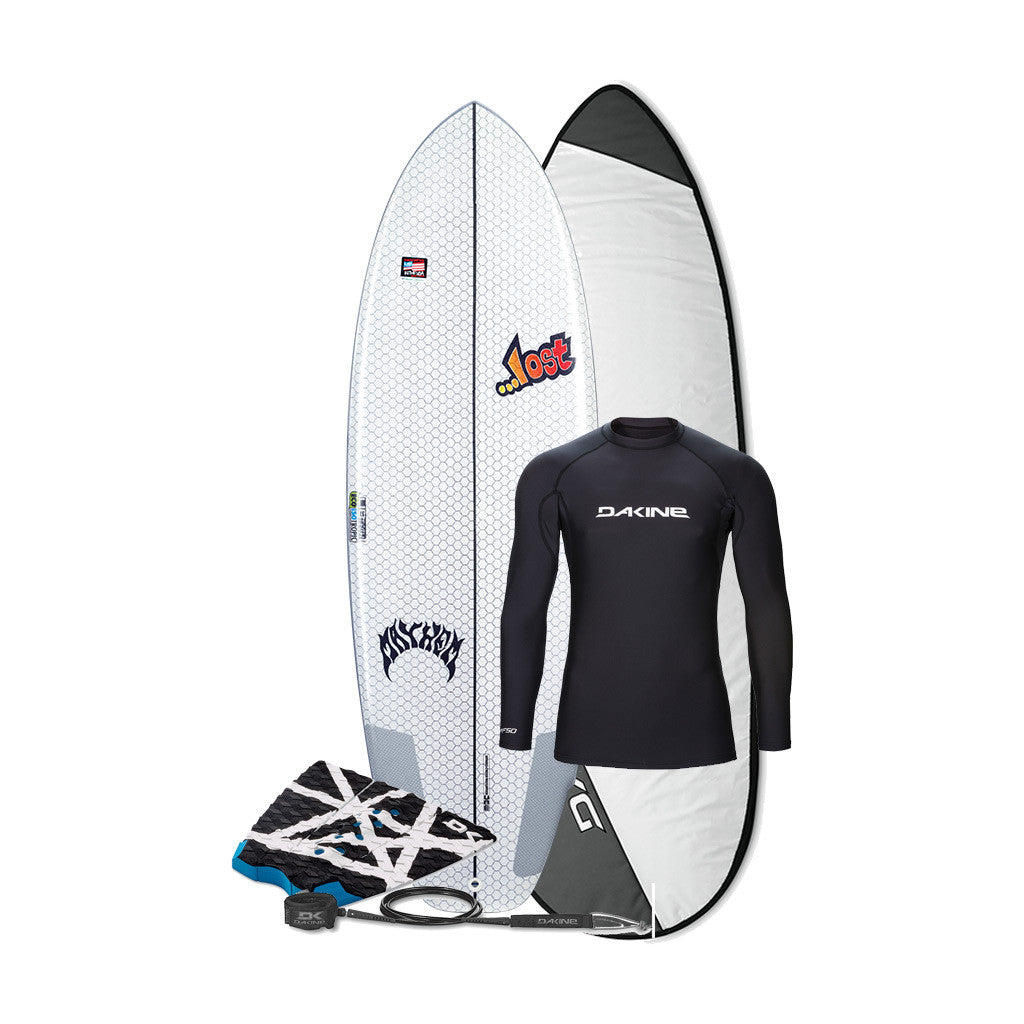 Short Board Surf Package