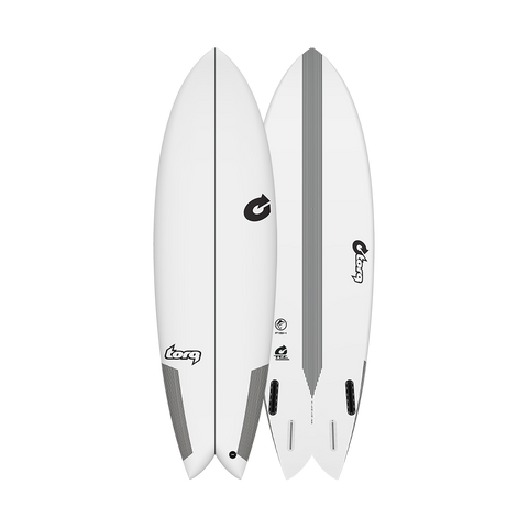 Torq TEC Fish Shortboard Surfboard