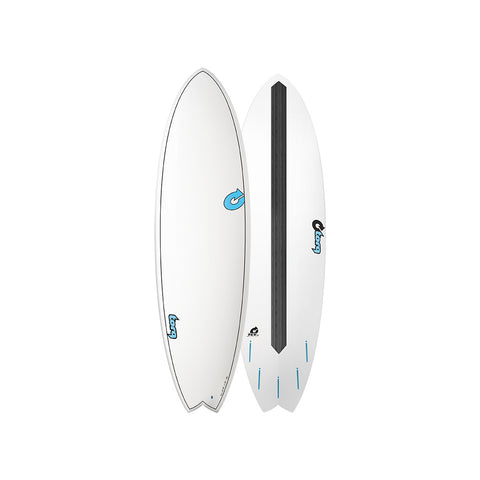 Torq Mod Fish TET-CS Surfboard