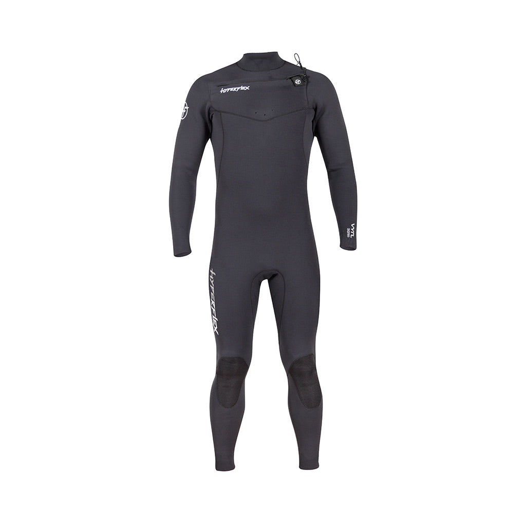 Hyperflex VYRL 4/3mm Front Zip Men's Full Wetsuit
