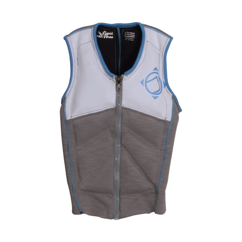 Liquid Force Z-Cardigan Comp Impact Vest - Women's