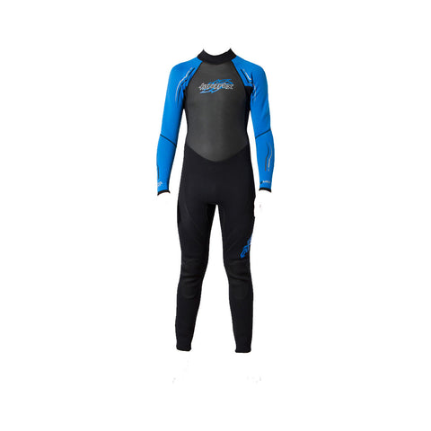 Hyperflex Access 3/2mm Child's Backzip Springsuit