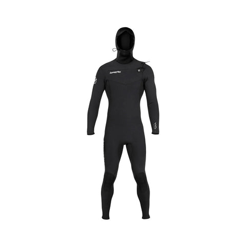 Hyperflex VYRL Front-Zip Hooded Fullsuit 4/3 Men's Wetsuit
