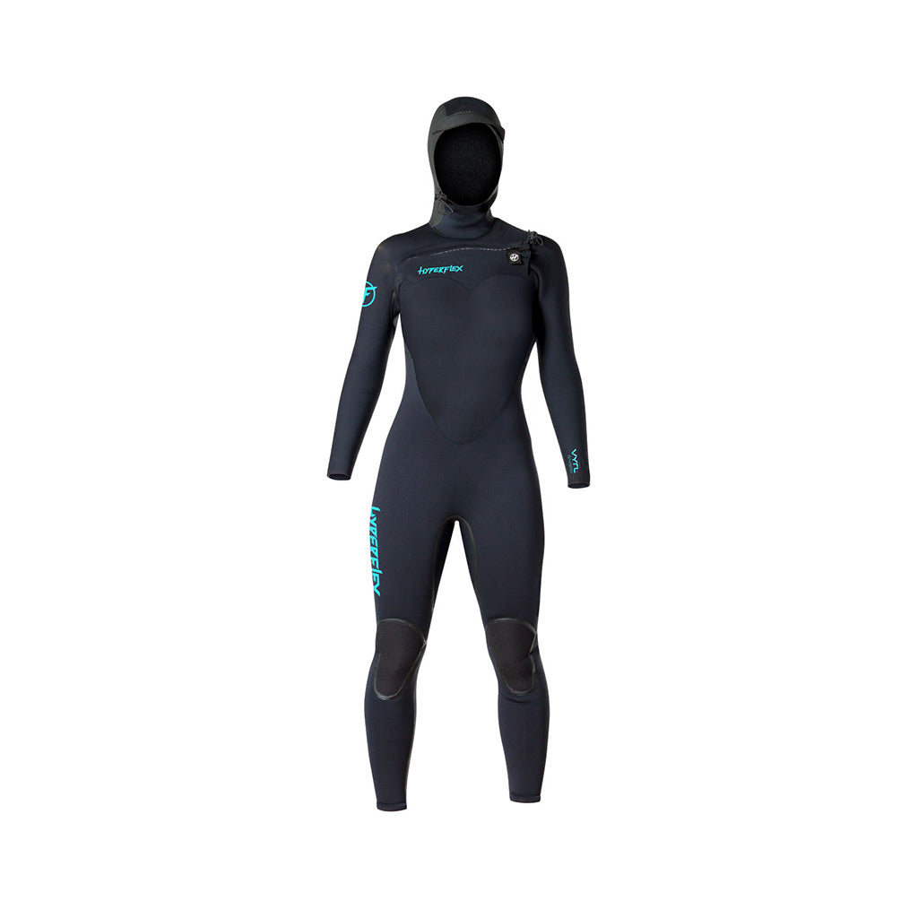 Hyperflex VYRL Front-Zip Hooded Fullsuit 5/3mm Women's Wetsuit