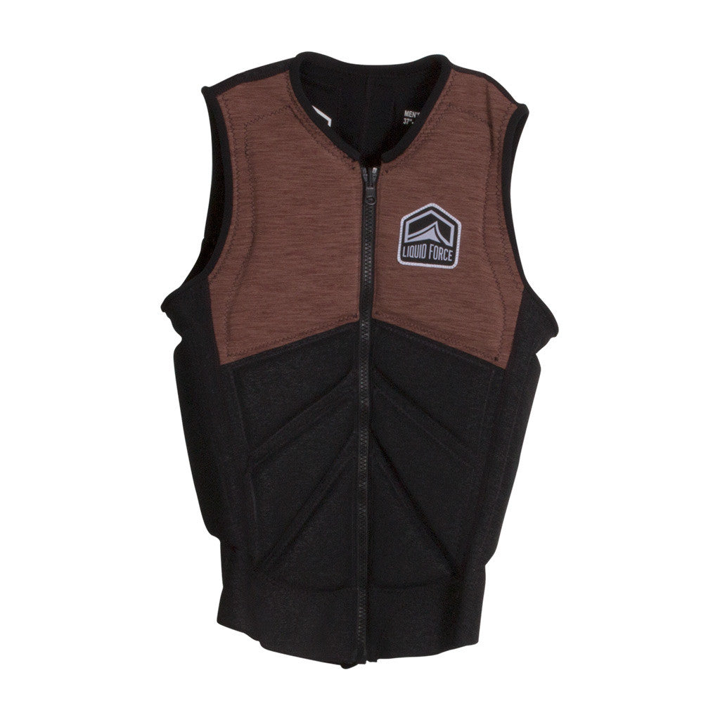 Liquid Force Z-Cardigan Comp Impact Vest - Men's