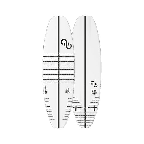 "Eleveight Escape 4'11"" kite surfboard"