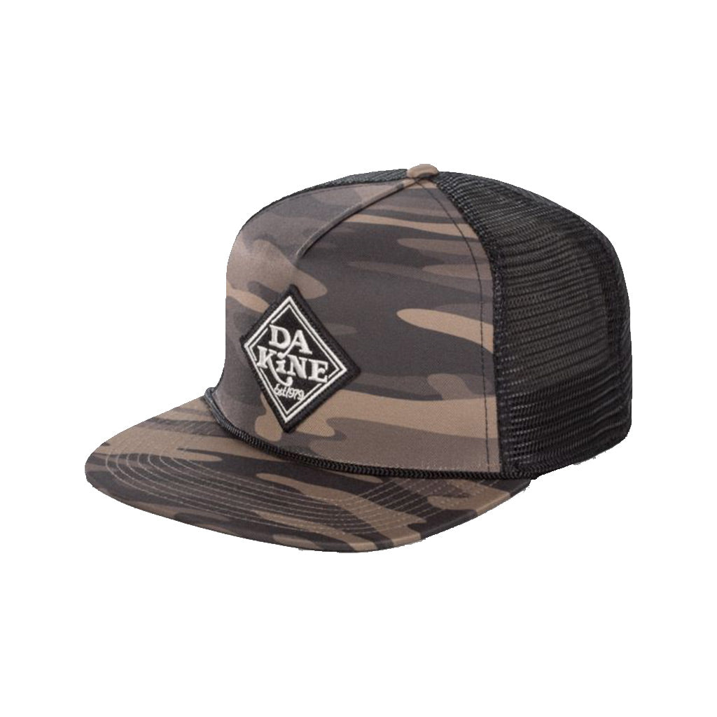 Dakine Classic Diamond Trucker Hat