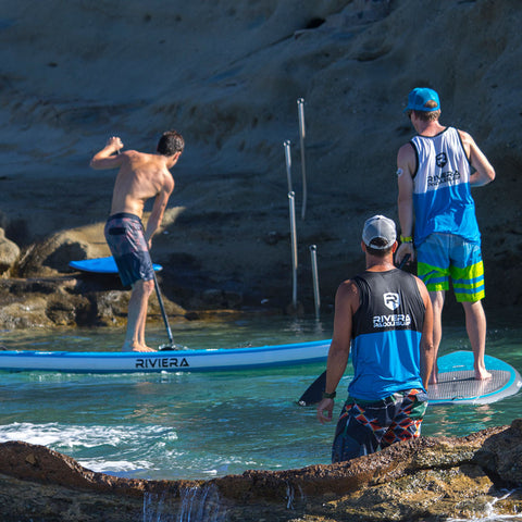 Beginner Paddleboard Lessons