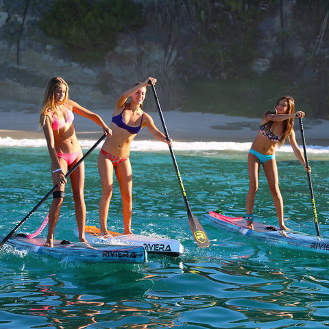 2-Hour Stand-Up Paddleboard Rental