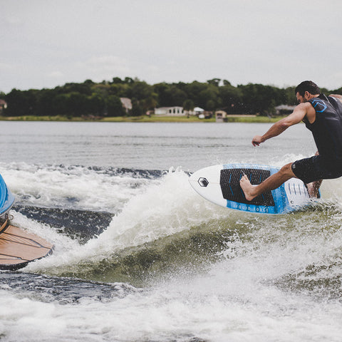 Daily (24 Hour) Wakesurf Board Rental
