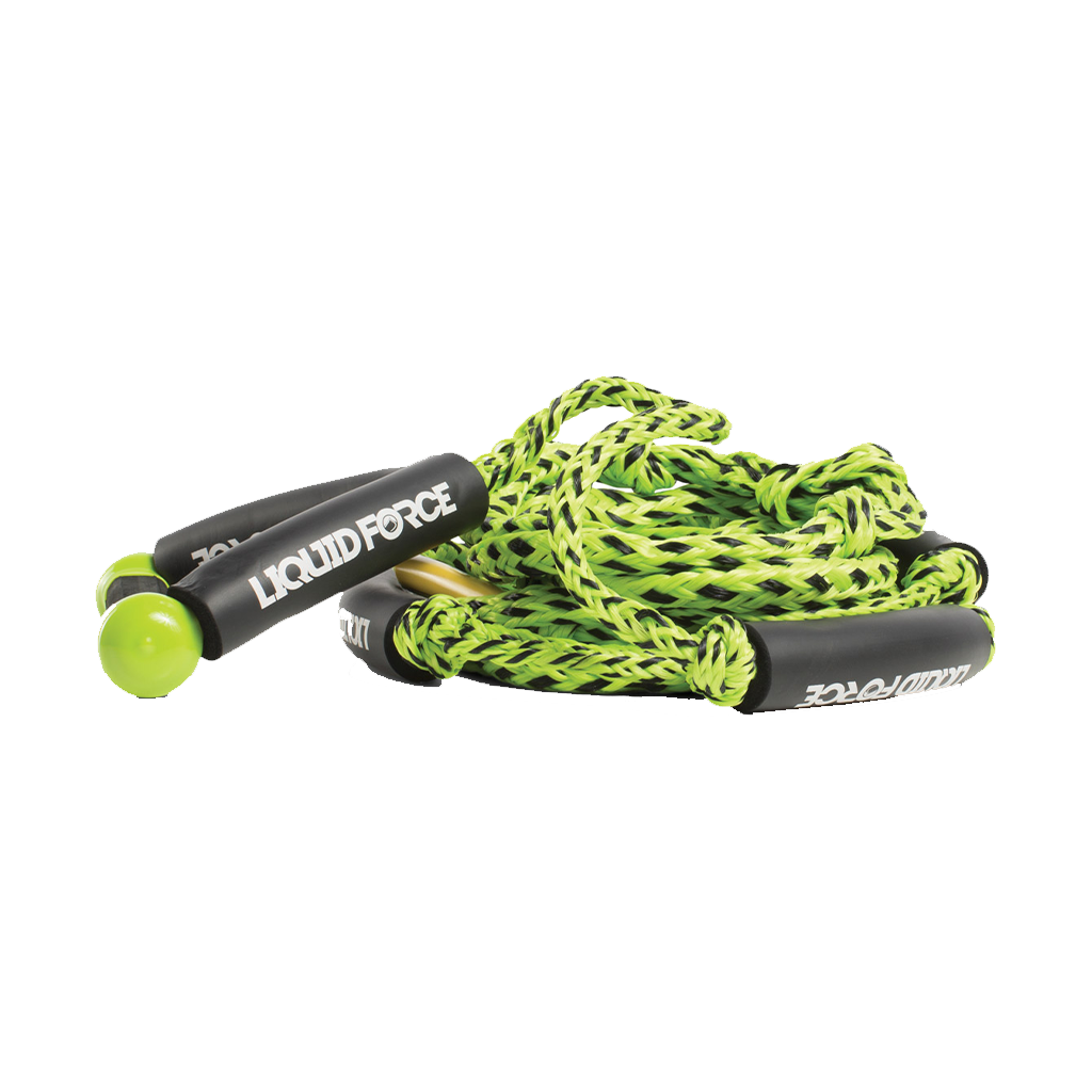 "Liquid Force Surf 9"" Handle Knotted Rope"