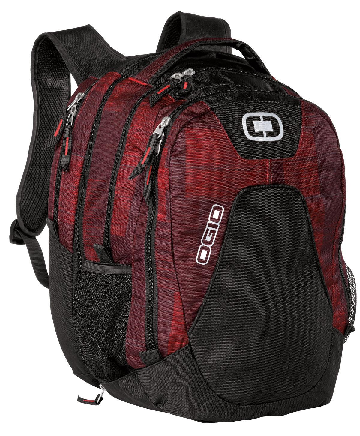 Red/ Charcoal - OGIO 411043