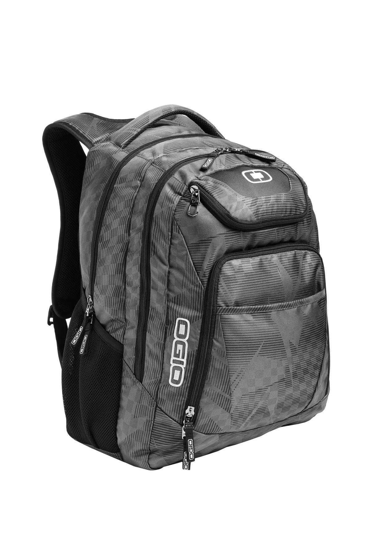 Race Day/ Silver - OGIO 411069