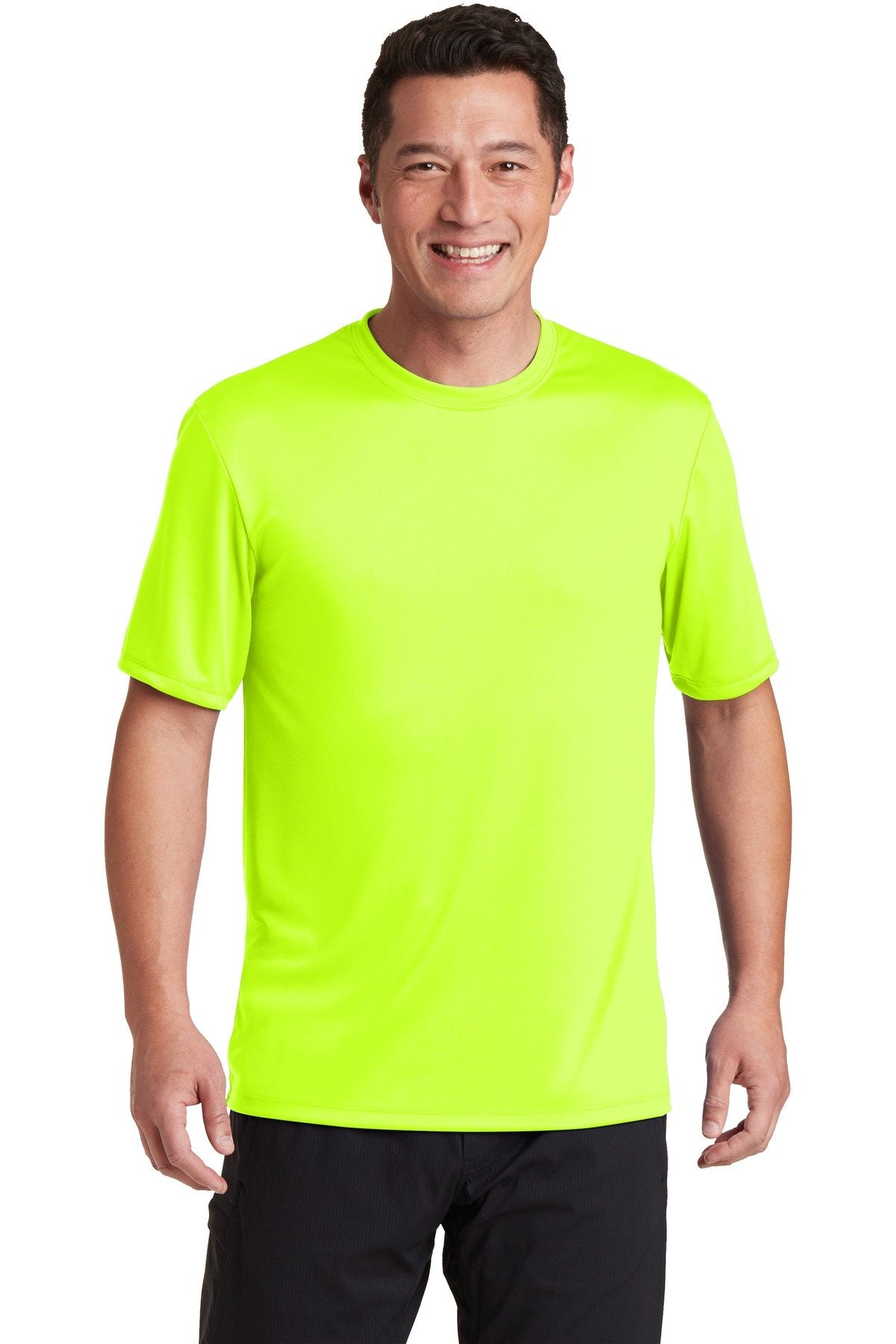 Safety Green - Hanes 4820