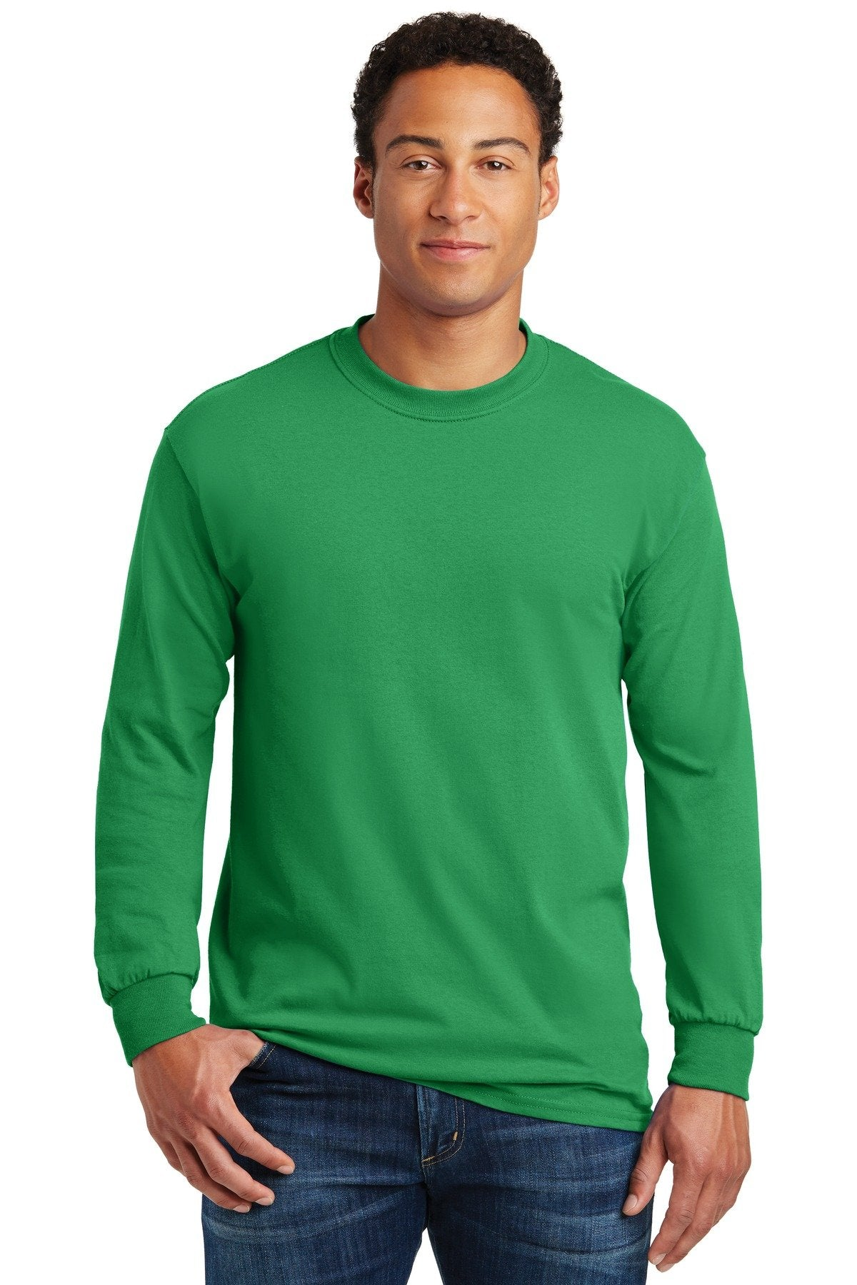 Irish Green - Gildan 5400