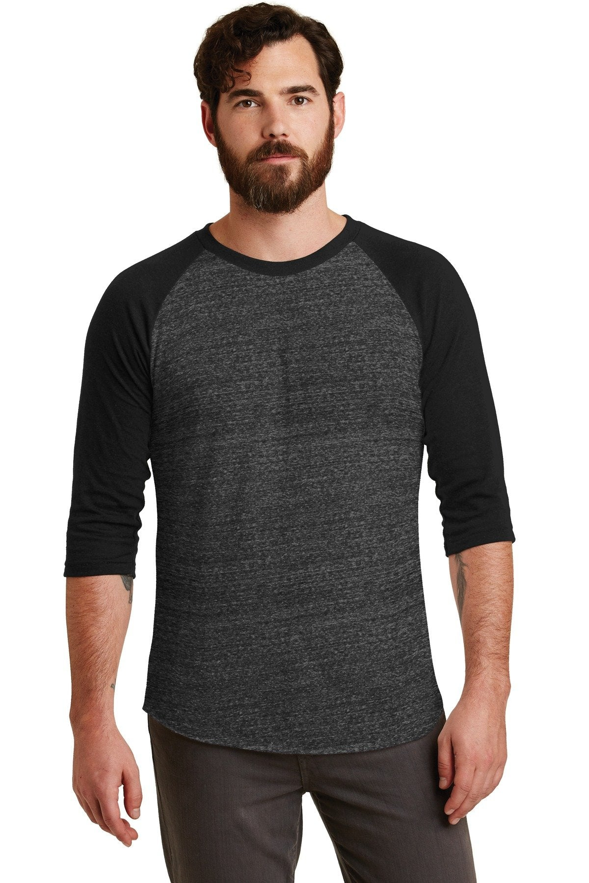 Eco Black/ Eco True Black - Alternative Apparel AA2089