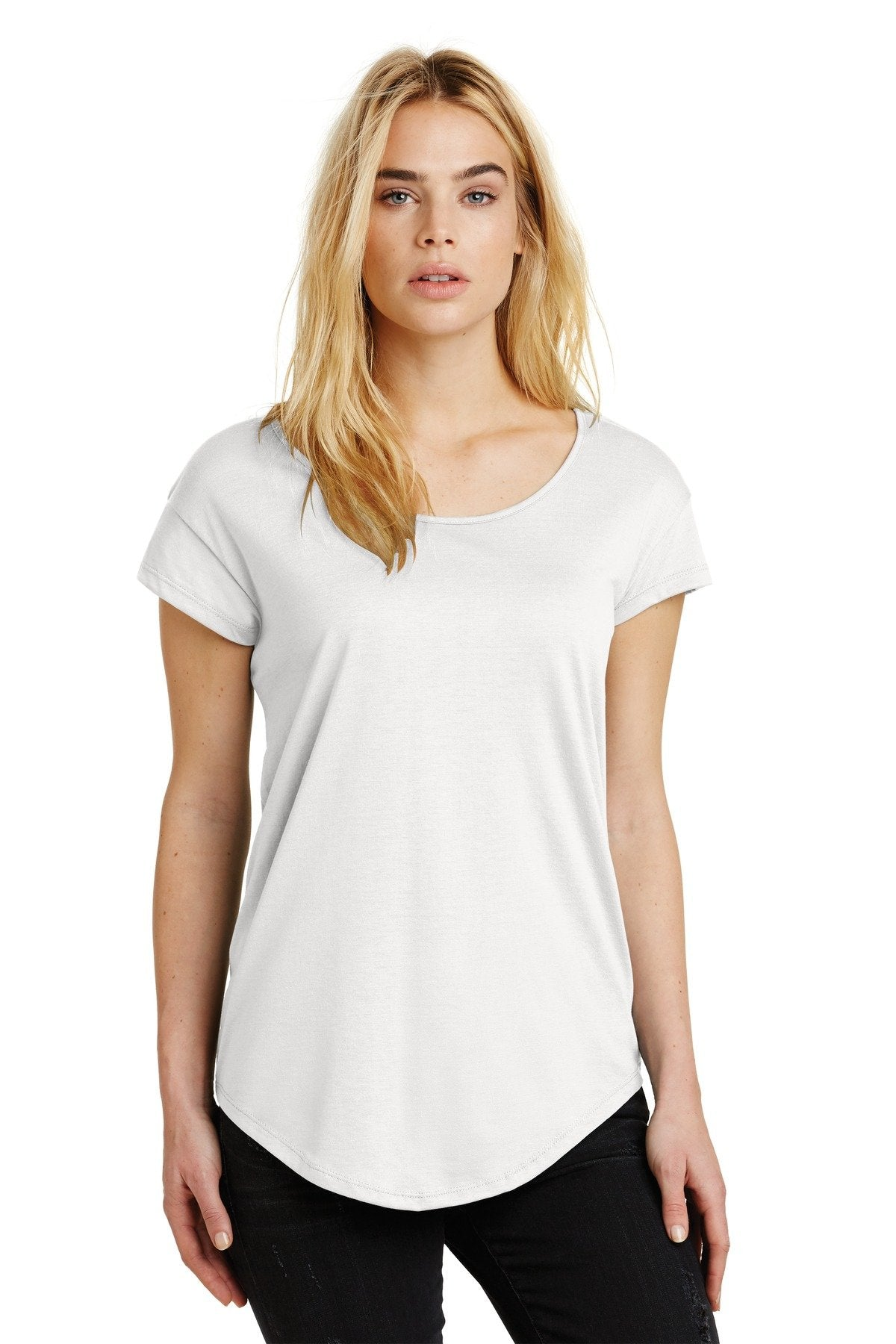 White - Alternative Apparel AA3499