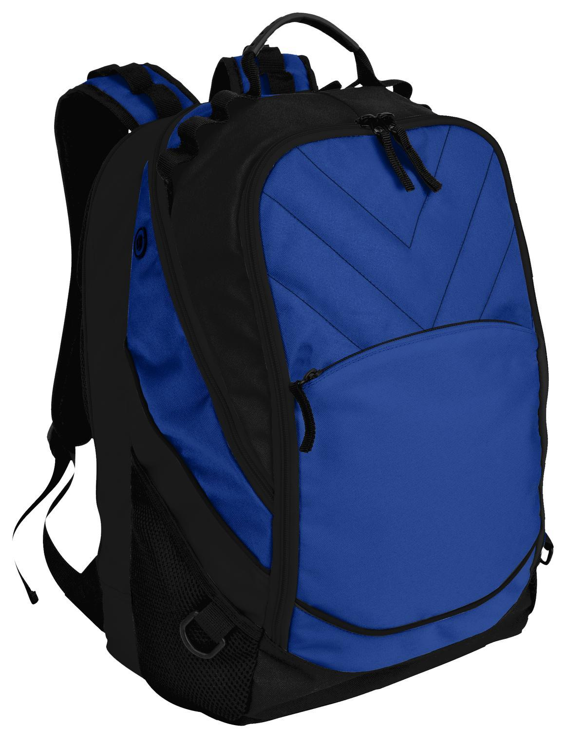 Shock Blue/ Black - Port Authority BG100
