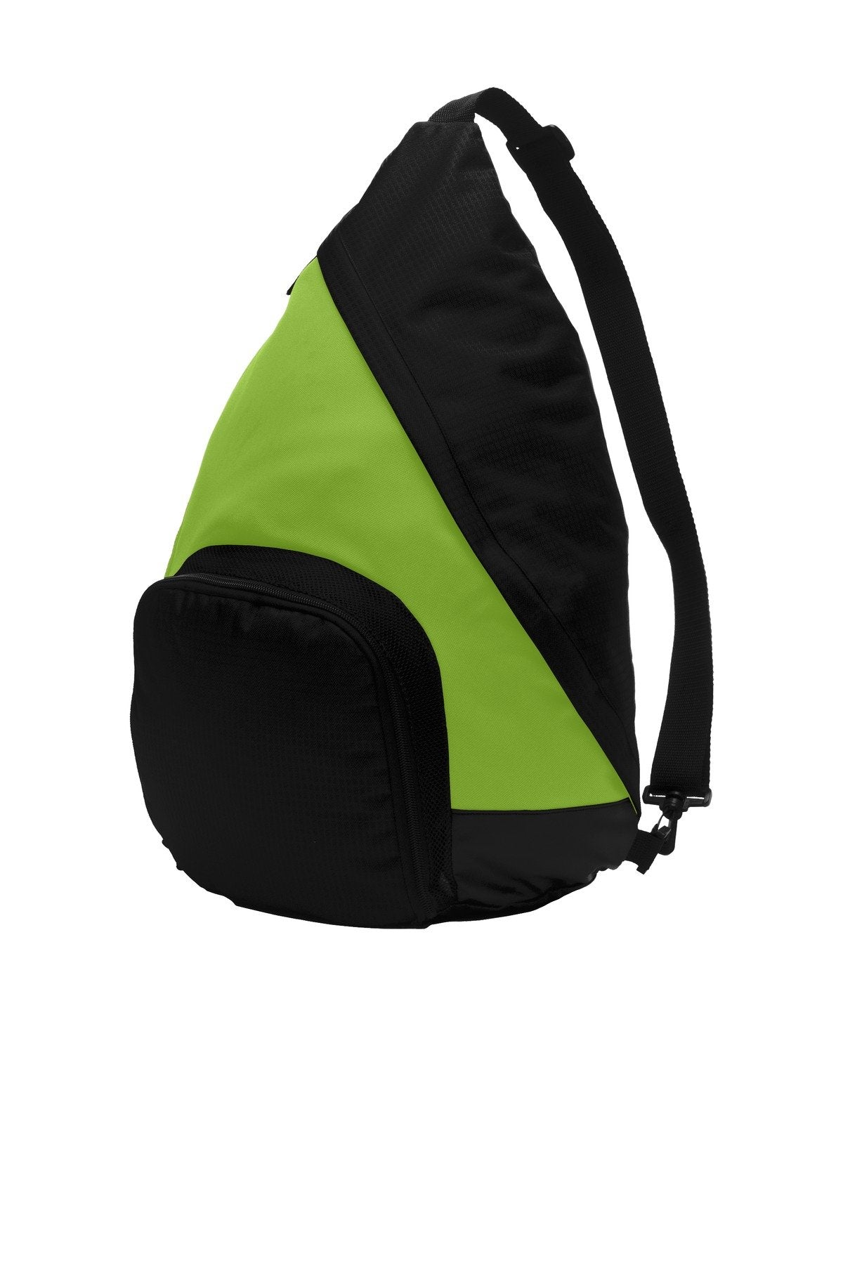Lime Shock/ Black - Port Authority BG206