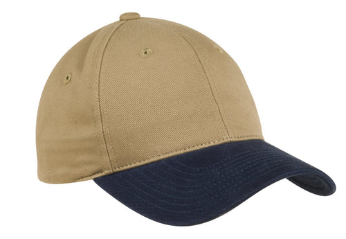 Khaki/Navy - Port Authority C815