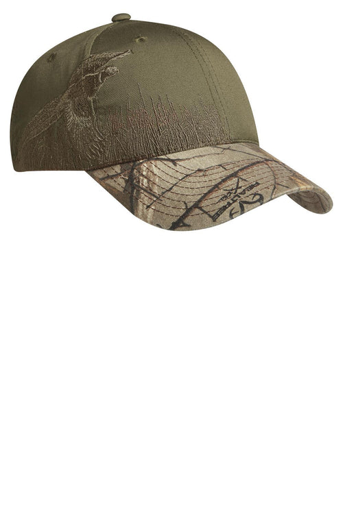 Realtree Xtra/ Seamoss/ Pheasant - Port Authority C820