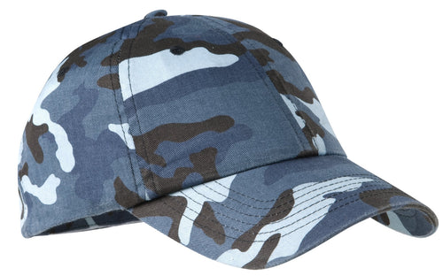 Navy Camo - Port Authority C851