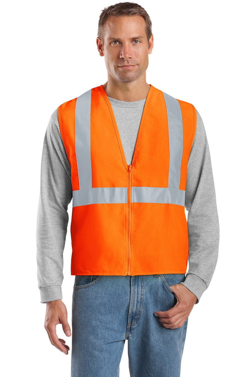 Safety Orange/ Reflective - CornerStone CSV400