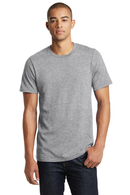 Light Heather Grey - District DT7000