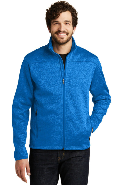 Brilliant Blue Heather/ Grey - Eddie Bauer EB540