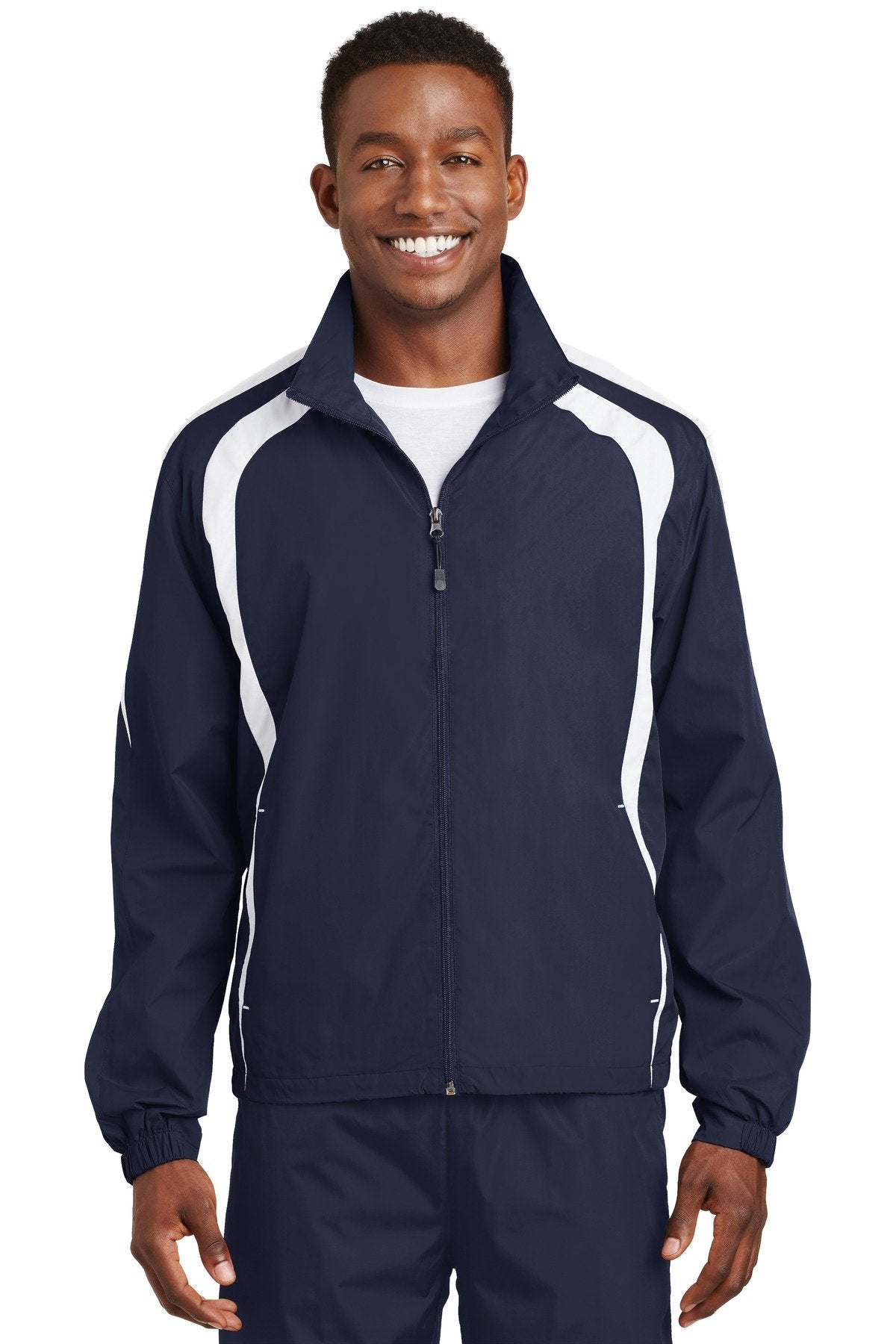 True Navy/White - Sport-Tek JST60