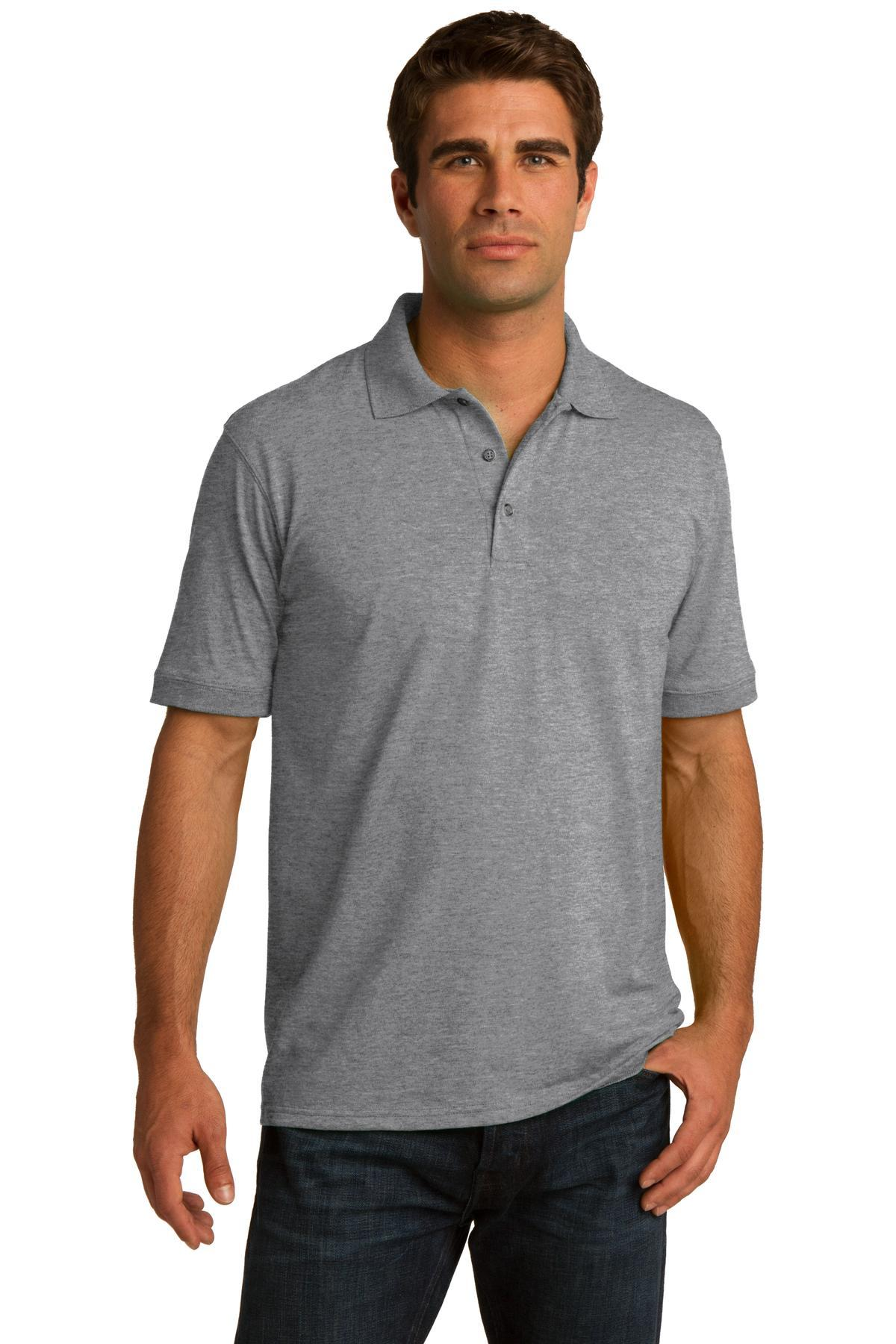 Athletic Heather - Port & Company KP55T
