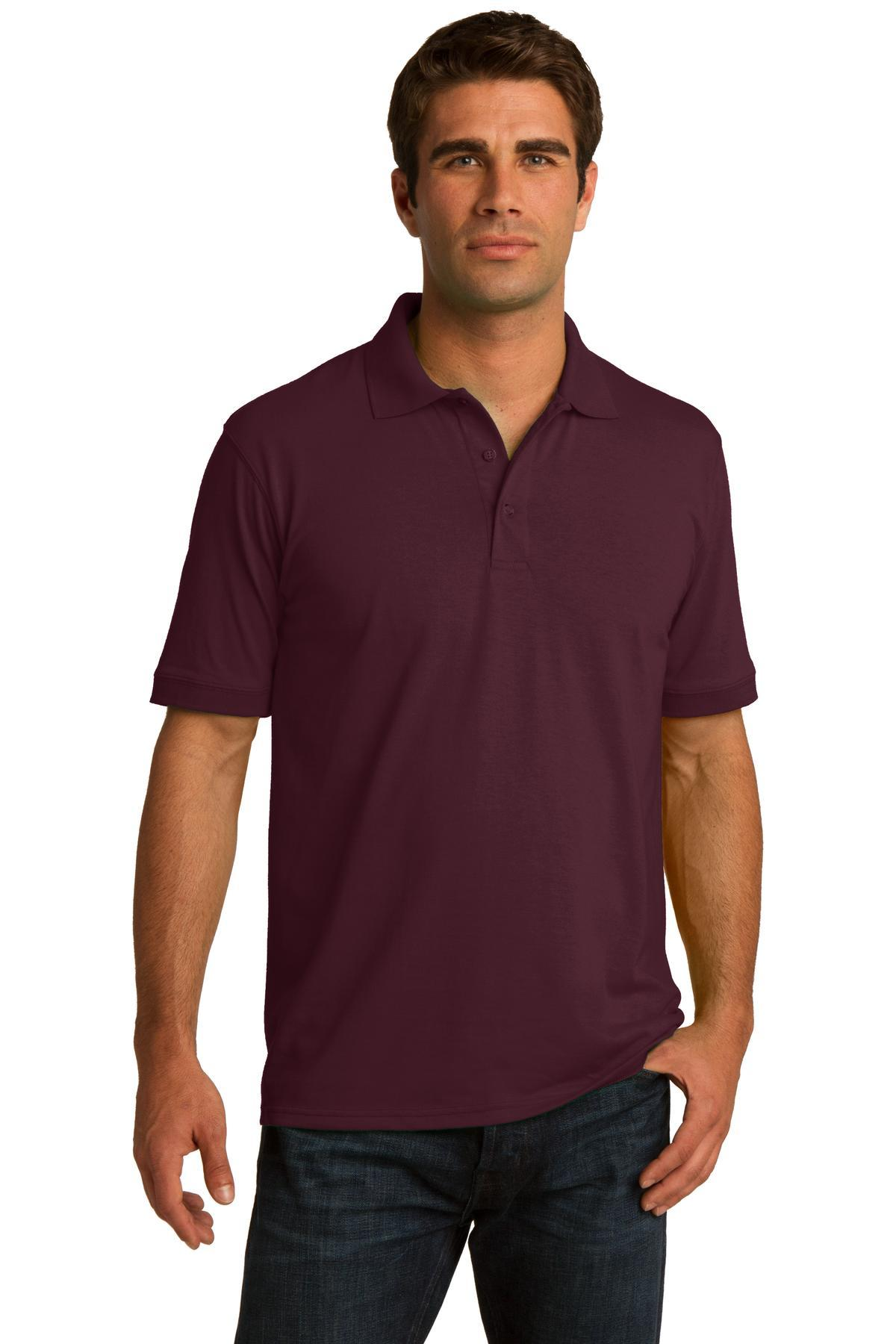 Athletic Maroon - Port & Company KP55T