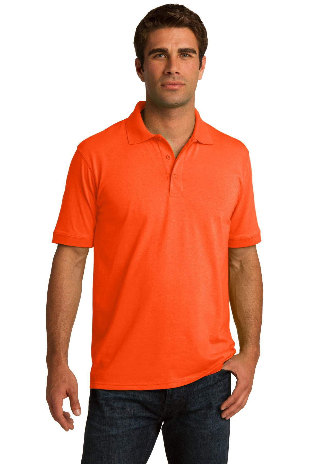 Safety Orange - Port & Company KP55T