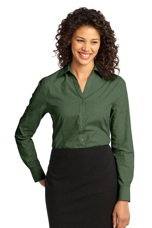 Dark Cactus Green - Port Authority L640