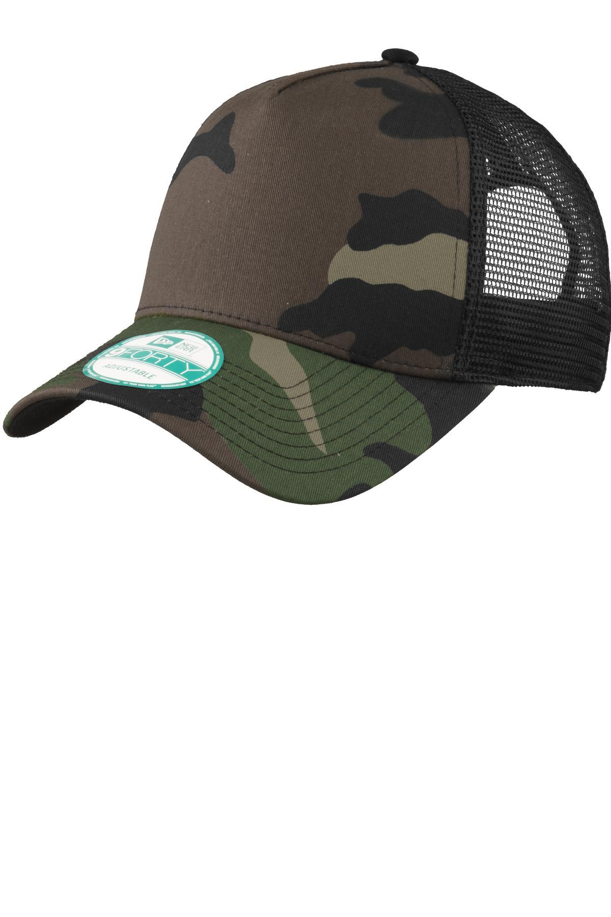 Camo/ Black - New Era NE205