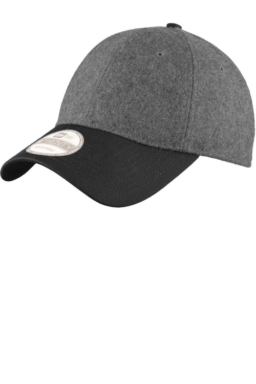 Graphite Heather/ Black - New Era NE206