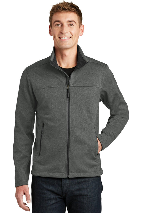 TNF Dark Grey Heather - The North Face NF0A3LGX
