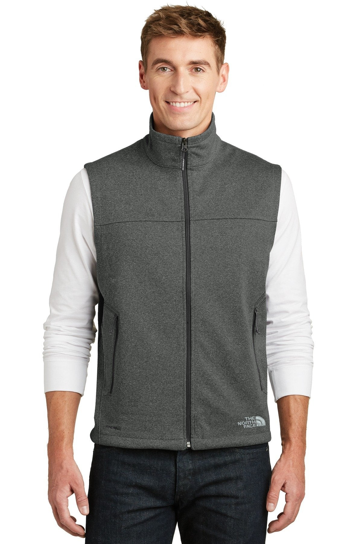 TNF Dark Grey Heather - The North Face NF0A3LGZ