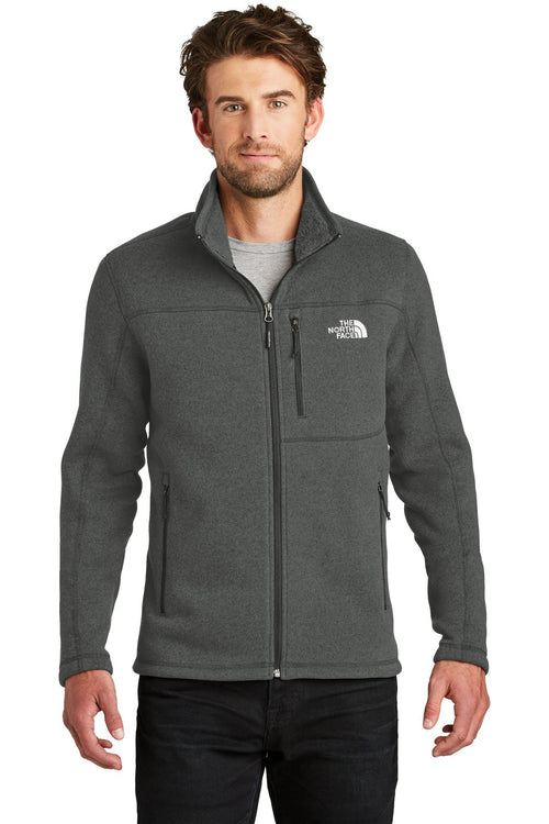 TNF Black Heather - The North Face NF0A3LH7