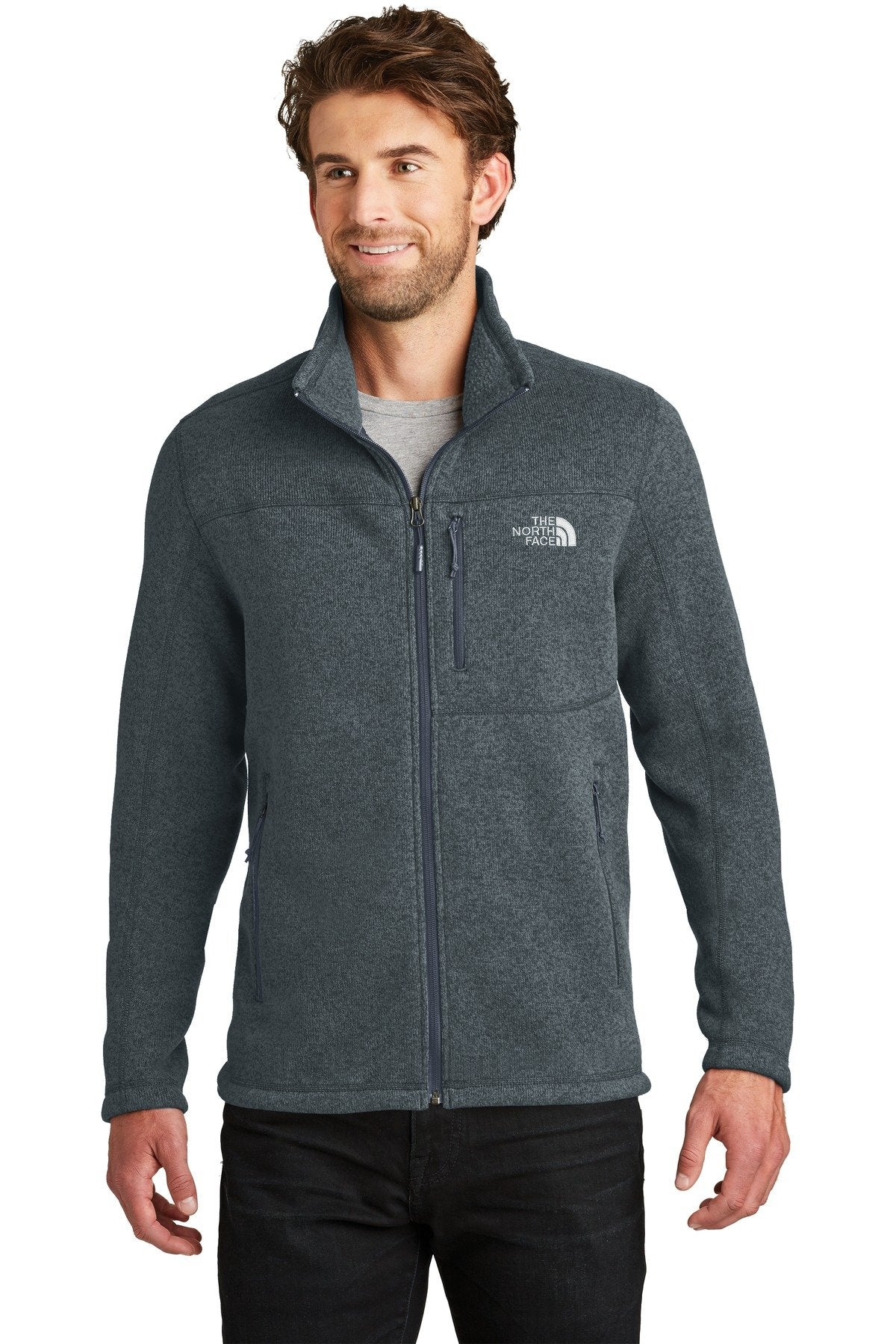 Urban Navy Heather - The North Face NF0A3LH7